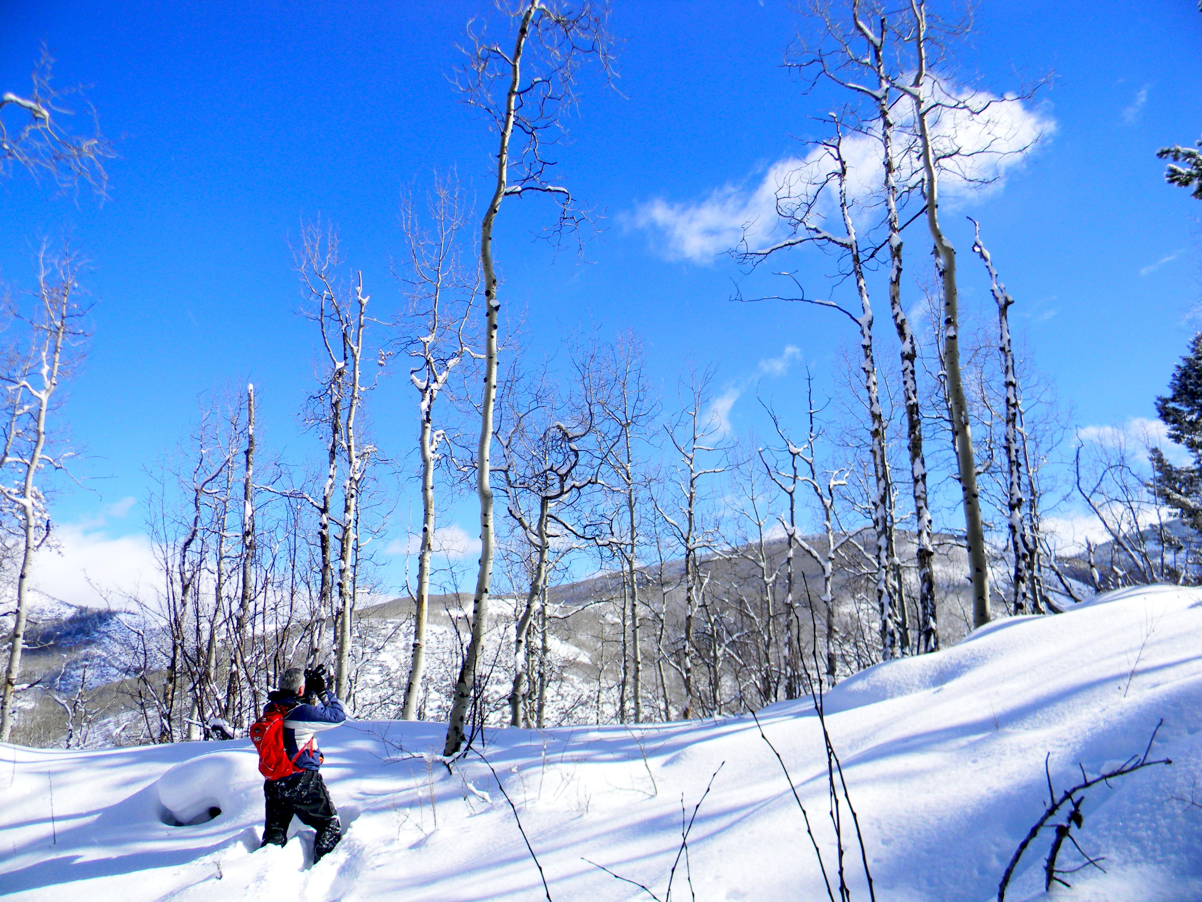 East Lake Snow Shoe